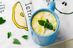Gluténmentes citromos süti
