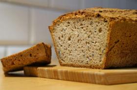 Gluténmentes házi kenyér