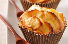 Gyors gyümölcsös vajas muffin szombat délutánra