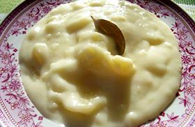 Krumplifőzelék recept