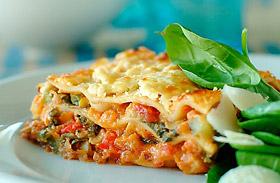 Gyors lasagna receptek - 25 perces olasz vacsora