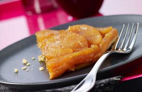 Így készül a fordított francia almás pite, a tarte tatin
