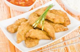 Illatos-omlós csirkemell