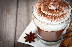 Íme, a legfinomabb fűszeres forró csoki receptje
