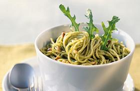 Isteni pestós spagetti 10 perc alatt - A leggyorsabb vacsora