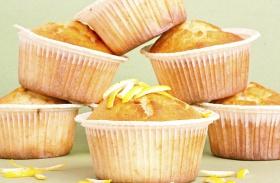 Joghurtos-citromos muffin