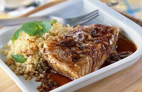 Különleges, mézben pácolt hal - Ha nem szereted a halászlevet