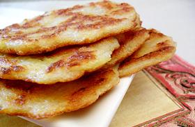 Tócsni, krumpliprósza, lapcsánka: a recept