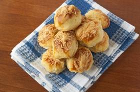 Leveles krumplis pogácsa