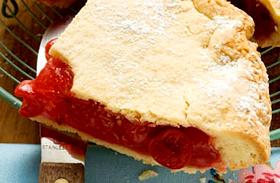 Meggyes pite