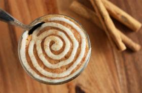 Mikrós fahéjas süti