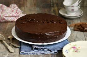 Paleo Sacher-torta