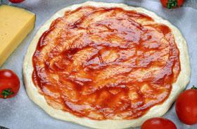 Pizzatészta recept