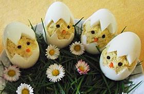 Húsvéti receptek tojásból