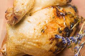 Ropogós csirkecombfilé - Bazsalikomos fűszerezéssel