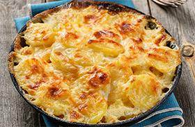 Serpenyős krumpli
