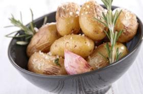 Sóban sült krumpli