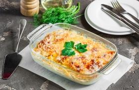Sült szaftos krumpli