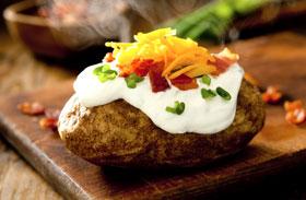 Töltött krumpli receptek