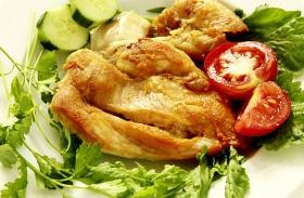 Vasalt csirkecomb recept