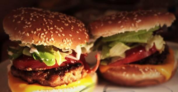 Házi hamburger