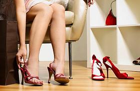 3 lépéskönnyítő talpbetét magas sarkú cipőbe