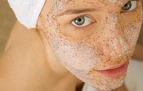 Akné elleni maszk