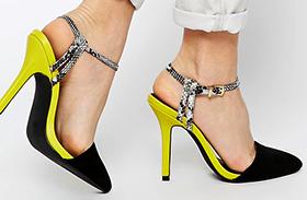 Magas sarkú cipő divat 2015