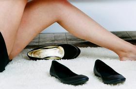 Cipő nagy lábra