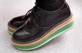 Divatos, de csúnya cipők