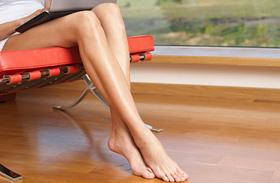 Csúnya, kék erek a lábon - Mit tehetsz visszér ellen?