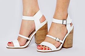 Előnytelen cipők