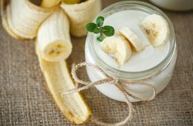 Hajnövekedést segítő banános hajpakolás