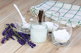 Házi készítésű dezodor