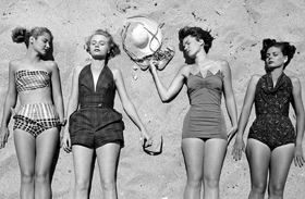 Isteni bikinis testek