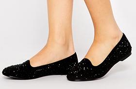 Lapos talpú cipők őszre