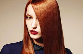 Lelapuló hajból készült frizura