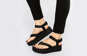 Magas talpú cipők divatban