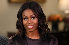 Michelle Obama köszönőlevél a divattervezőktől