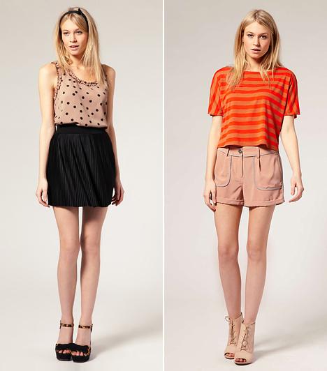 8 nőies ruhadarab alacsony lányoknak