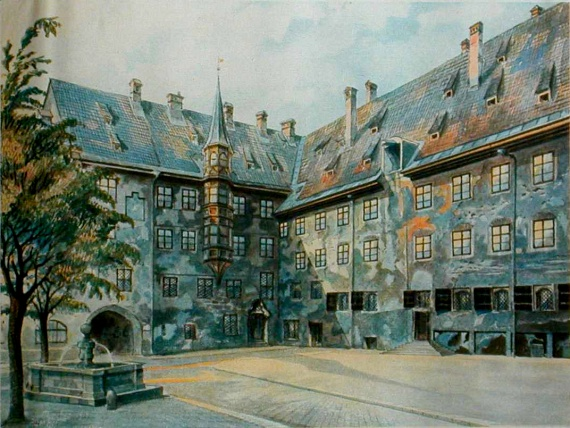 Hitler legtöbb képe néptelen utcákat ábrázolt. Egy műértő anélkül vizsgálta a festményeit, hogy tudta volna, ki alkotta azokat, és úgy nyilatkozott: nem rosszak, de ordít róluk a szerző emberek iránti érdektelensége.