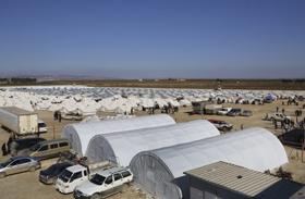 Bevándorlók török határ