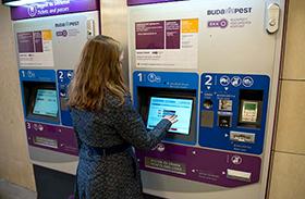 Nem minden BKK automatánál lehet készpénzzel fizetni