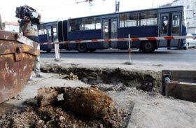 Bombák és csontvázak lassítják az építkezéseket