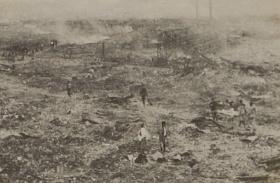 Fotók Nagaszaki bombázása után