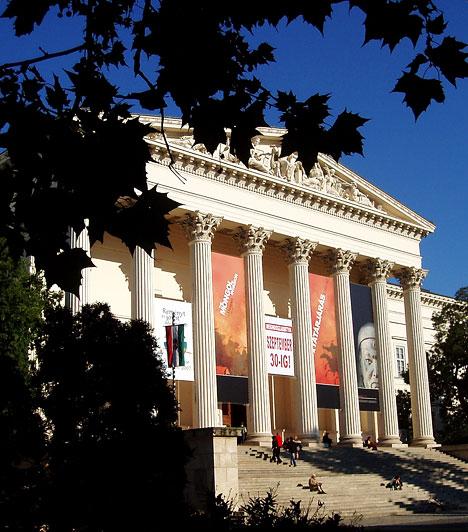 Budapest leghíresebb múzeumai