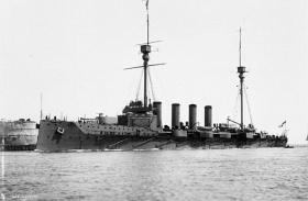 HMS Warrior elsüllyedt romjai