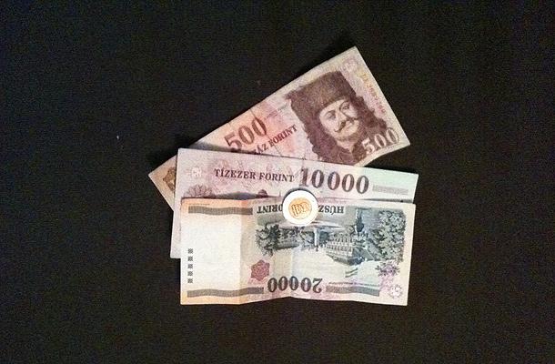 A pénz - még egyben