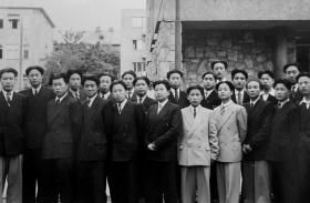 Észak-Korea és 1956