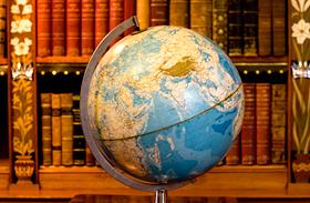 Földrajzi nevek helyesírása
